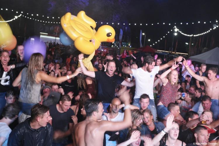 Explosion Festival Ommen 2017 'wat een ongelooflijk vet feest'