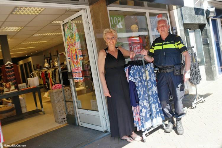 Politieman Henk van der Heide vast aanspreekpunt voor centrumondernemers