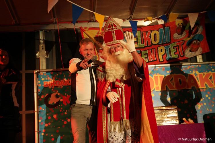 Sinterklaasintocht Ommen 2017 één groot feest