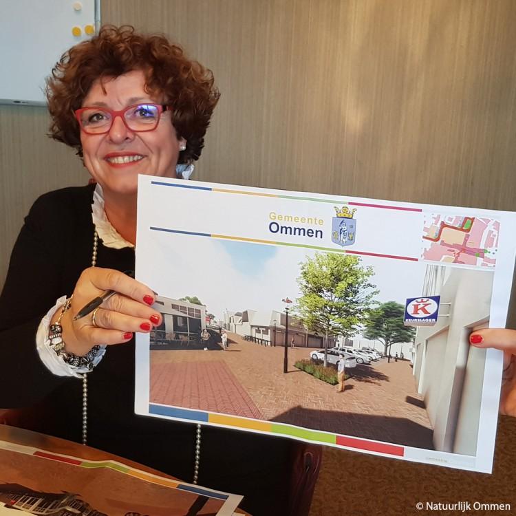 Herinrichting gebied 11 April Plein en Varsenerstraat start begin 2018