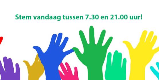 Stembureau's in Ommen van 07.30 uur tot 21.00 uur geopend