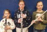 """13 april inloopmiddag """"instrumenten proberen"""" bij Crescendo Ommen"""