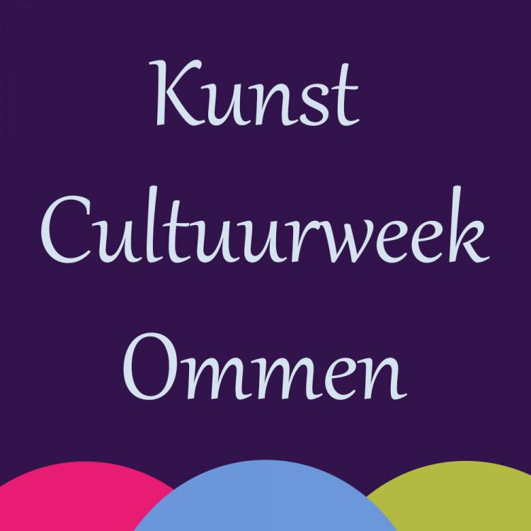 De Kunst Cultuurweek Ommen gaat van start!