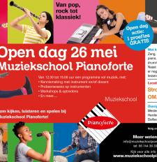 Ontdek de nieuwe Muziekschool Pianoforte in Ommen!