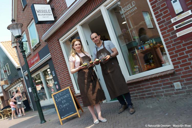 Wereld Delicatessen nieuw in Ommen
