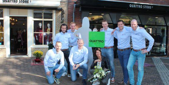 Quattro store steekt Supportersvereniging OZC in nieuw 'jasje'