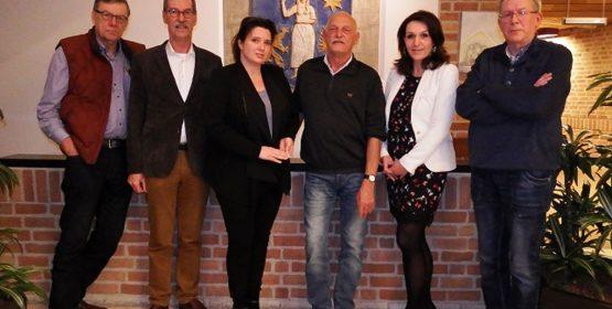 Stichting Ommen 75 jaar vrijheid zet zich actief in voor de lustrumviering in 2020