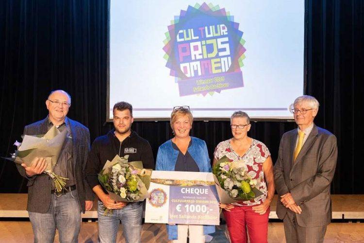 Sallands Bachkoor wint de Cultuurprijs Ommen 2019