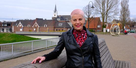 Kapster Sabine Jansen uit Ommen: 'Gezondheid gaat boven alles!