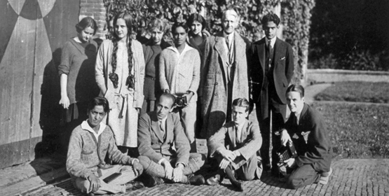 Krishnamurti Wandeling