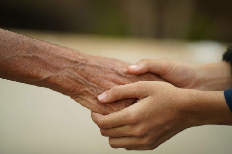 Hulp en steun bij de zorg in de laatste levensfase