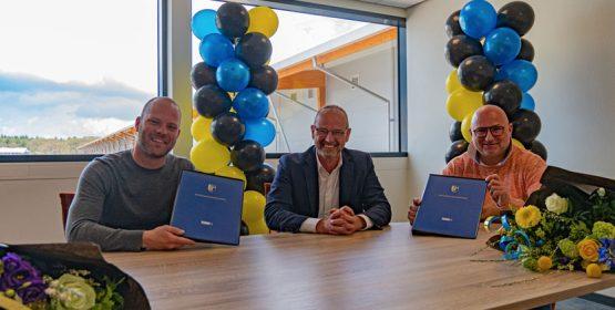 TENAX verbindt zich als hoofdsponsor aan het ambitieuze FC Ommen